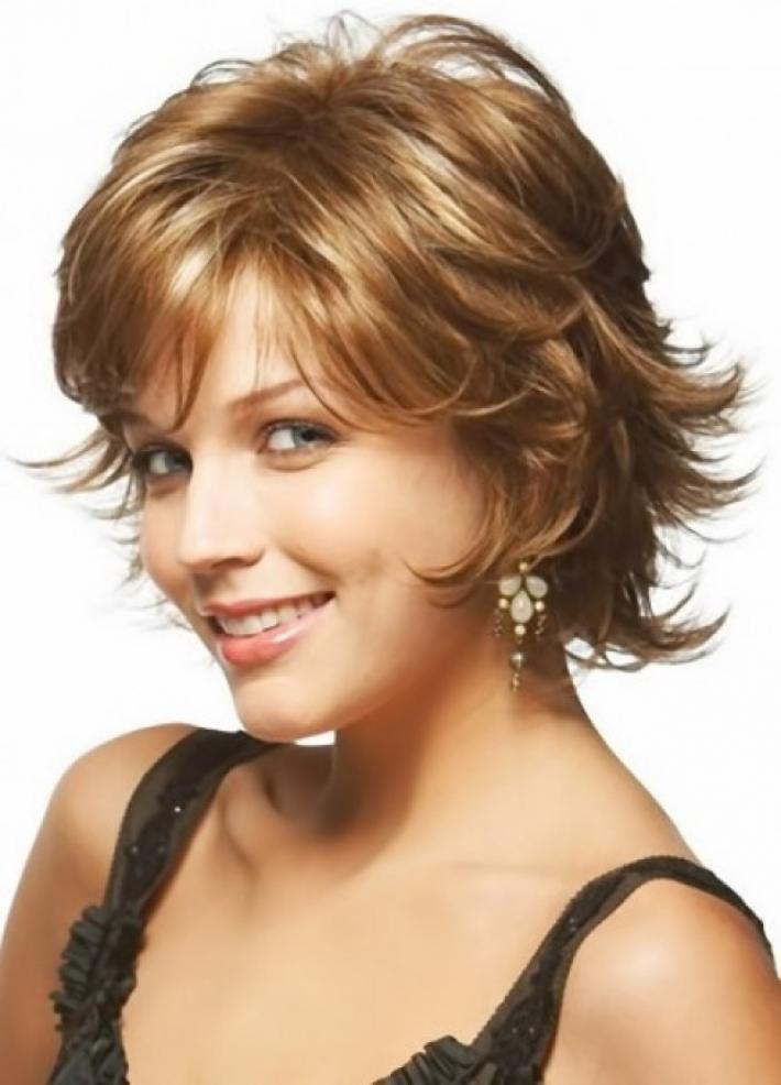 женские стрижки причёски фото